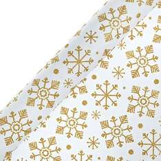 Christmas Wrapping Paper 50% off @ John Lewis Prices from £1.50