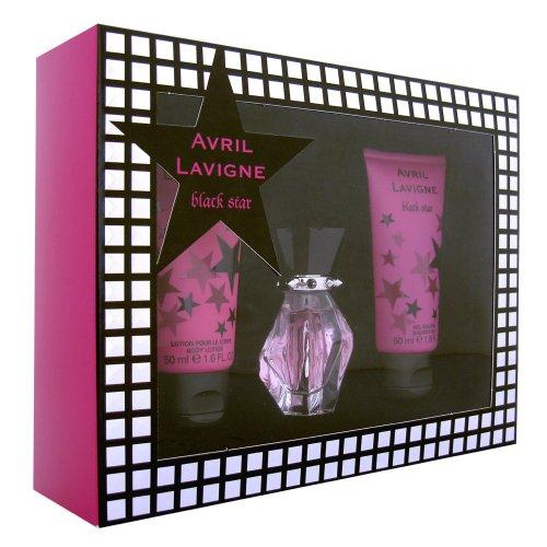 Avril Lavigne - Black Sstar EDP Giftset. £8. Delivery £2.99 @ Amazon / PerfumeShopping