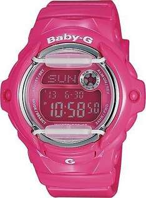 Womens Baby-G Pink Illuminator Watch - £16.99 @ Ebay Argos Outlet
