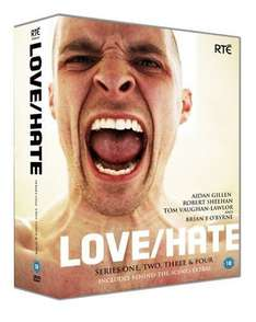 Love / Hate: Series 1-4 (DVD) Only £14.99 @ Xtra-Vision Free Delivery