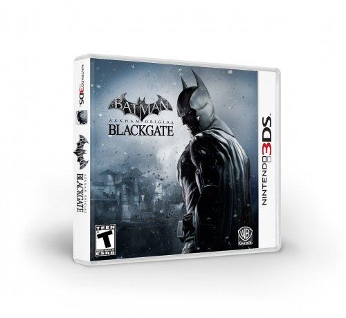 Batman Arkham Blackgate 3ds £5 Tesco Direct