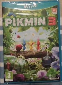 Pikmin 3 Wii U New Sealed On eBay someguywhosellsthings £37.99 + £2.00 p&p