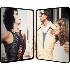 Rocky Horror Picture Show - Limited Edition Steelbook [Blu Ray] = £5.60 + £1.99 Delivery @ TheHut