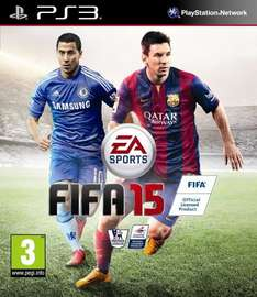 Fifa 15 Ps3 £27.95 @ Amazon OR £22.95 when paying using Mastercard!