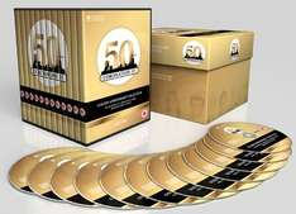Coronation Street: Golden Anniversary Collection [12DVD] = £16.99 delivered @ Zavvi