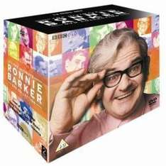 Ronnie Barker Ultimate Collection DVD = £19.49 delivered @ TheHut