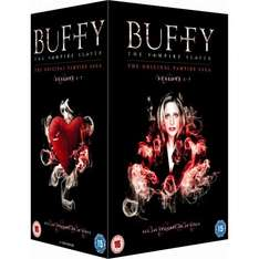 Buffy The Vampire Slayer - Complete DVD Collection Box Set - £30 @ Play.com / Fox Direct