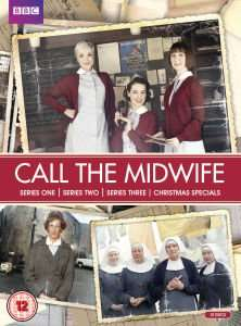 Call the Midwife - Series 1-3 DVD = £14.99 delivered @ Zavvi