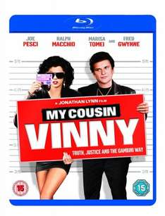 My Cousin Vinny [Blu-ray] - £7.70 @ Amazon  (free delivery £10 spend/prime)