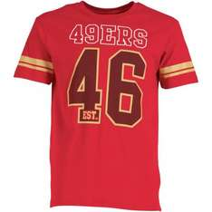 Majestic San Fransiaco 49ers shirt £2.99 from MandMDirect