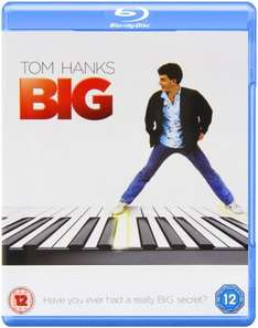 Big [Blu-ray] - £8.99 @ Amazon  (free delivery £10 spend/prime)