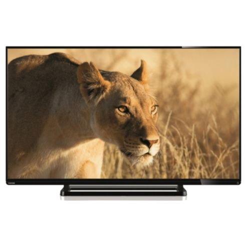 Toshiba 50L2436DB 50 Inch Full HD LED TV + BDX1500 Blu-ray Player + 2 Blu-rays + 5 Year Guarantee £379 @ Tesco