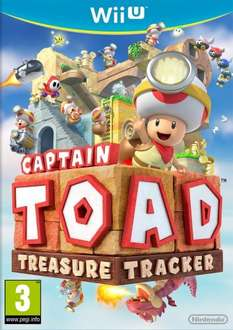 Captain Toad: Treasure Tracker Wii U (Pre-Order) £26.05 @ The Game Collection