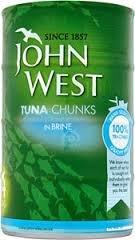 John West Foods Tuna Chunks Brine 3X160g £2.90 @ tesco