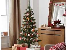** Green 6ft Christmas Tree now only £4 (Using Code) @ Tesco Direct **