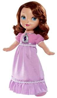 Disney Sofia the First Bedtime Doll £14.99 amazon
