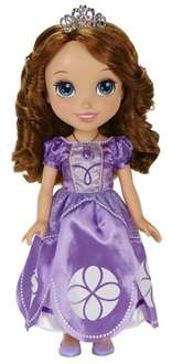 Sofia The First Toddler Doll £13.39 amazon