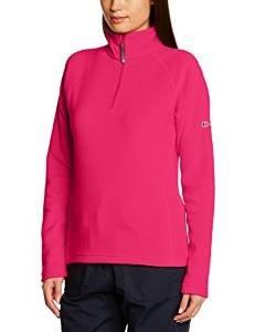 Berghaus Women's Arnside Half Zip Fleece size 12 & 16 £10.49 delivered at amazon.