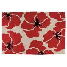 Tesco direct poppy rug 150cmx240cm £85 originally £174