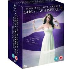 Ghost Whisperer - The Complete Collection Seasons 1-5 [DVD] £19.99 @ Zavvi