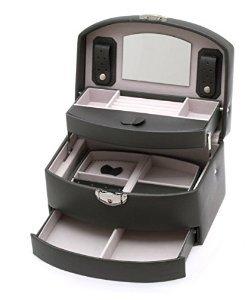 £29.99 - Amazon - Davidt's Promliss Medium Auto Opening Synethetic Jewel Box