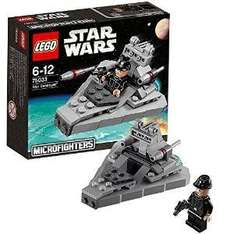 LEGO Star Wars 75033: Star Destroyer, Amazon £5.47  (free delivery £10 spend/prime)