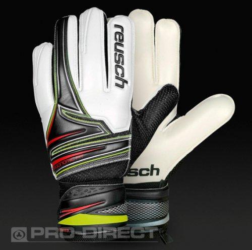 Reusch Argos GK Gloves - Black/White - £9 + £3.95 delivery (Prosoccerdirect)