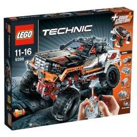 LEGO Technic Remote Control 4x4 Crawler Jeep 9398 (129.99) - Tesco