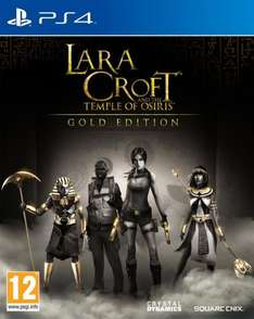 Lara Croft and the Temple of Osiris - Gold Edition (PS4) for £22.37 @ The Game Collection
