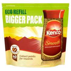Kenco Smooth 275grm Refill Pack only £5.00 at Morrisons