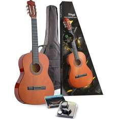 Stagg C542 Full Size Classical Guitar Pack £59.99 @Amazon