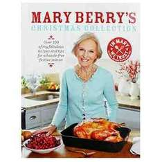 Mary Berrys Christmas collection book £5.99 delivered at the works