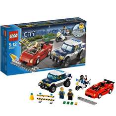 LEGO City Police High Speed Chase 60007 @ Tesco Was £20 Now £13 (£6.50 with club card boost)