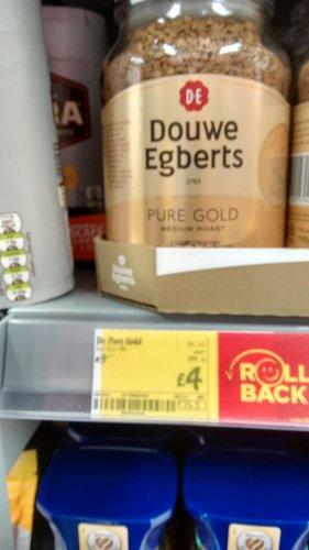 Asda - Douwe Egberts 190g all types £4