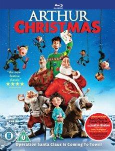 Arthur Christmas (Includes UltraViolet Copy) Blu-ray £5.99 @ Zavvi