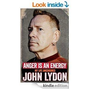 John Lydon - Anger is an Energy (Autobiography) Kindle edition - £0.99 @ Amazon