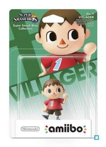 Villager Amiibo back in stock at £12.99 amazon