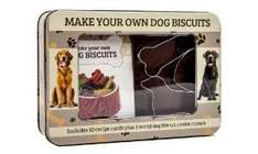 Make Your Own Dog Biscuits Gift Tin Only £1 Instore @ Sainsbury's