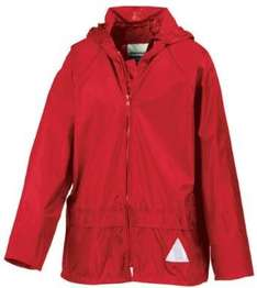 Kids / Childrens waterproof jacket and trouser suit (2 colours) £10.09 @ Amazon Sold by Waterproofs UK