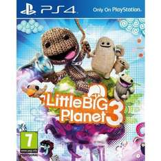 Little Big Planet 3 PS4 - £35.73 @ The Game Collection