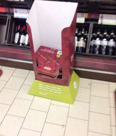 Buy four wines from the Lidl 'wine cellar' range and get £4 off when using a free wine carrier - From £5.49 @ Lidl