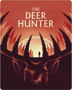 The Deer Hunter - Exclusive Limited Edition Steelbook (Ultra Limited Print Run) Bluray - £7.99 @ Zavvi