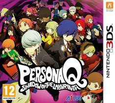 Persona Q 3DS £25.15 with code @ Game Collection
