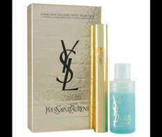 Yves Saint Laurent Mascara Volume Effect Set only £3.25 @ Tesco Direct