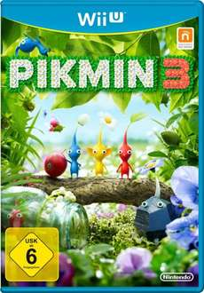 Pikmin 3 - £27.61 @ Amazon Germany (£32.06 Delivered)