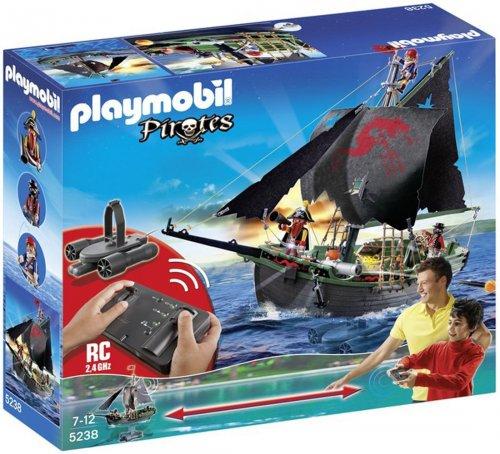 Remote control Playmobil pirate ship £29.99 @ Amazon