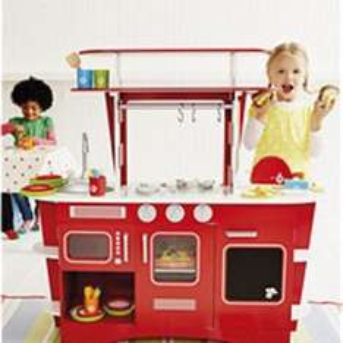 ELC kitchen half price £75