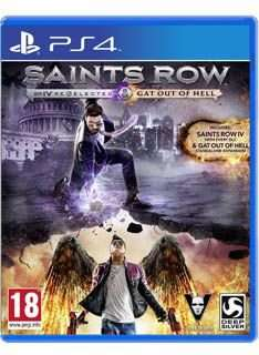 Saints Row IV Re-elected & Gat out of Hell on PlayStation 4 @ XBOX ONE for £34.85 @ deals.simplygames.com