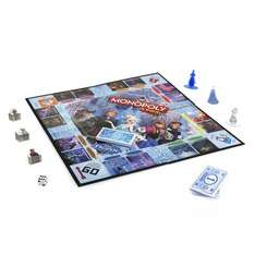 Monopoly Junior Frozen Edition £17.98 Delivered - Back in Stock @ Amazon