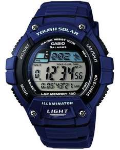 Casio running watch, £19.99 (free C&C or £3.95 del) at Argos eBay outlet
